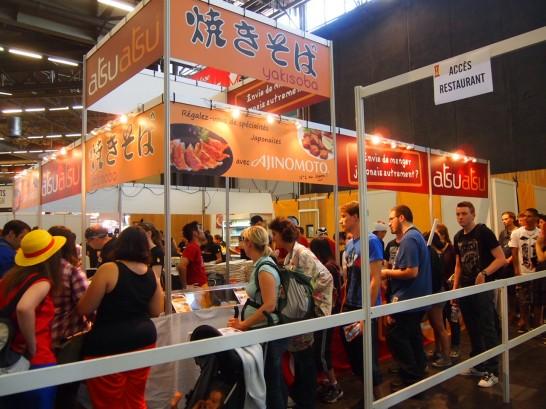 P7036612 546x409 パリで人気すぎる調味料?ジャパンエキスポで行列を作っていた日本食ベスト3