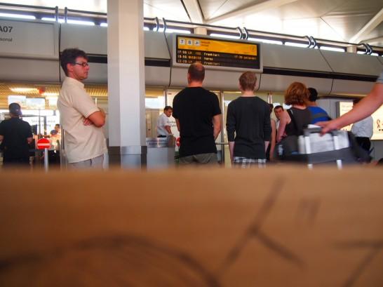 P7198656 546x409 暇なのでベルリンへ来る暇な友達を盛大に迎えてみた!