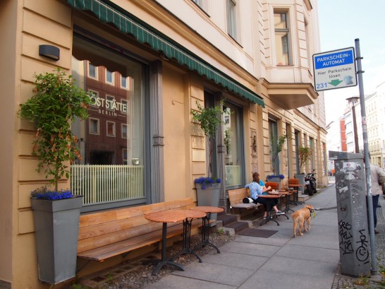 Pro Macchina Da Caffe 546x409 ベルリン観光で行きたいWiFiの使える10の可愛いカフェ!