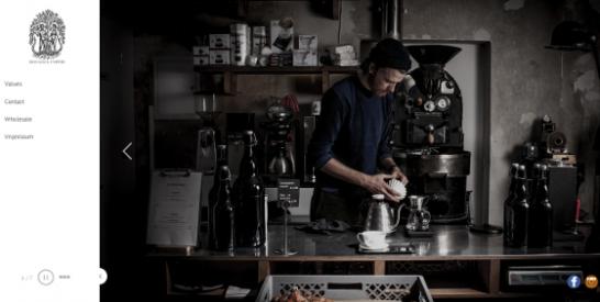 WebBonanza 546x275 衝撃、まるでコーヒー工房!地元で大人気のベルリンのカフェ!