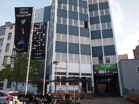 betahaus 546x409 ベルリン観光で行きたいWiFiの使える10の可愛いカフェ!