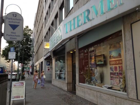 ドイツの美女たちと混浴!?男二人でベルリンの混浴温泉に行ってみた