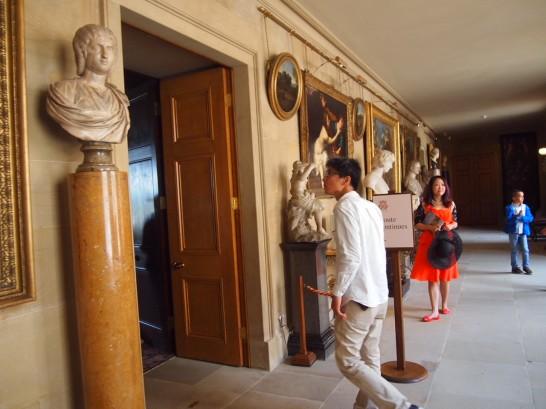 P7067432 546x409 海外で働く先輩を尋ねたらイギリスのチャッツワースハウスを観光することになった