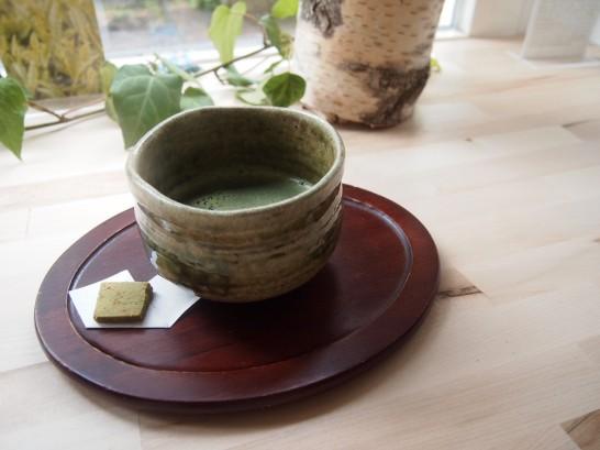 P7098216 546x409 ビオを超えたビオ!ベルリンのカフェの抹茶がとにかく美味い!