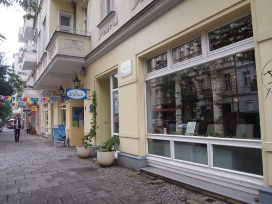P7098255 546x409 ビオを超えたビオ!ベルリンのカフェの抹茶がとにかく美味い!