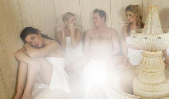 sauna 546x322 ドイツの美女たちと混浴!?男二人でベルリンの混浴温泉に行ってみた
