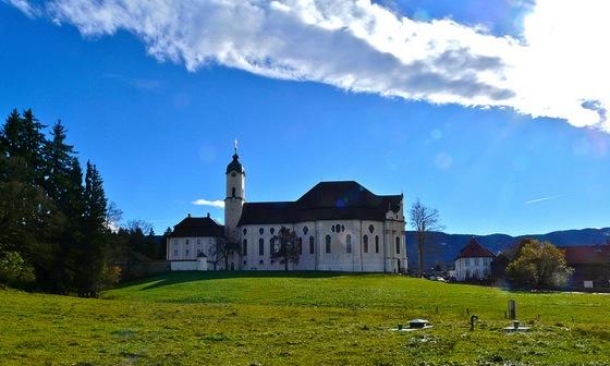 5136568153 sanfamediacom 男だけでドイツ!ノイシュバンシュタイン城とヴィース教会を観光してみた!