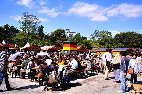 DSC 9632 日本にドイツがやってくる!都立青山公園にてドイツフェスティバル2014開催!