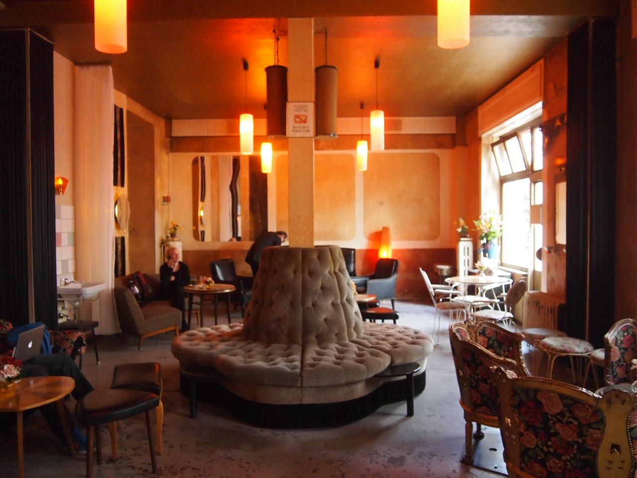 ベルリンの可愛い部屋を満喫!レトロ家具に溢れたベルリンのカフェ