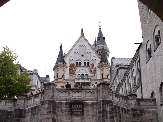 P7240068 男だけでドイツ!ノイシュバンシュタイン城とヴィース教会を観光してみた!