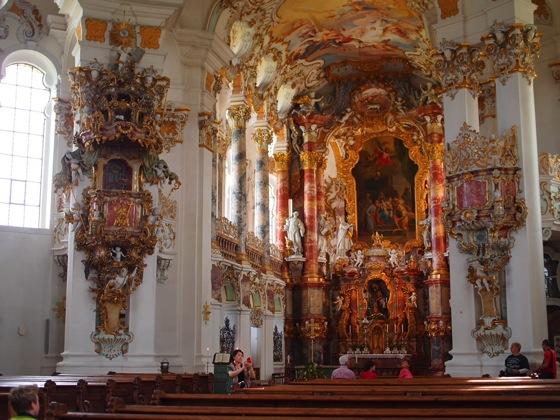 P7249890 男だけでドイツ!ノイシュバンシュタイン城とヴィース教会を観光してみた!