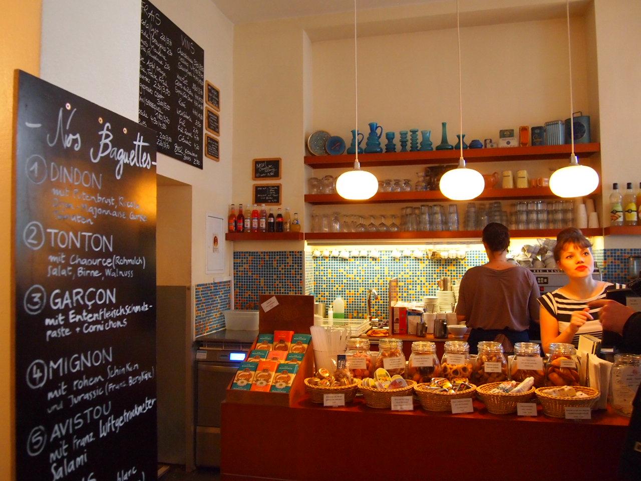 まるでパリ!カフェ男子が絶賛したベルリンのカフェ