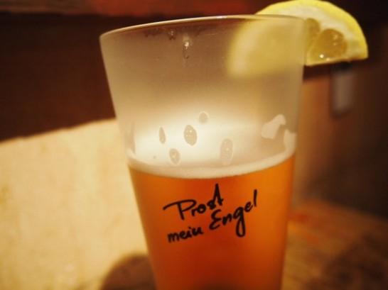 P5243708 546x409 女子こそ美味いドイツビール!サントリーのラドラーを飲んでみた!