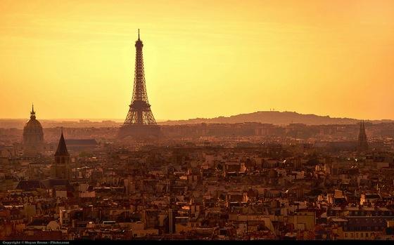 Paris2 Moyan Brenn エッフェル塔にはテレビ塔!7つのパリ魅力をベルリンに変換すると…
