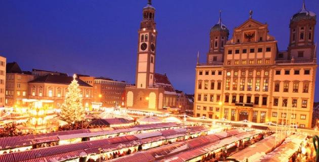 augsburg xmas まるで妖精の街!ドイツ9都市のクリスマスマーケットが可愛く神秘的!