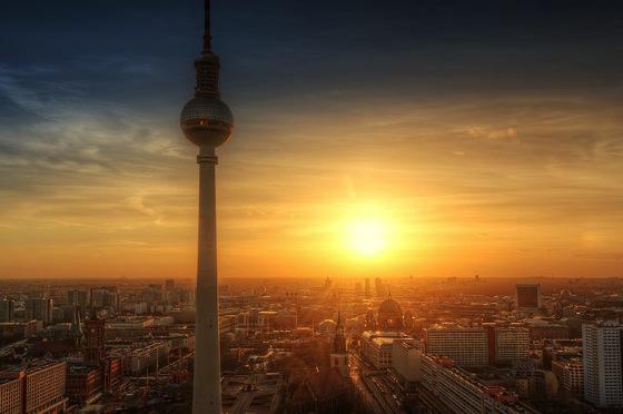 berlin Nico Trinkhaus エッフェル塔にはテレビ塔!7つのパリ魅力をベルリンに変換すると…