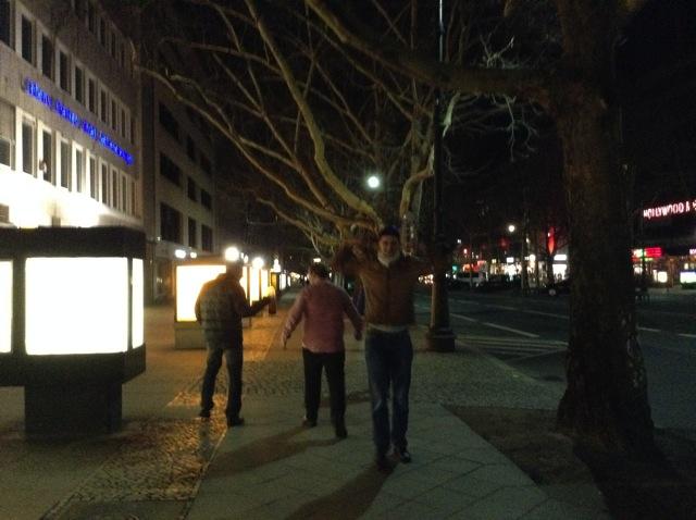 berlinnacht2 3分で分かるベルリン留学生活の1日!20代後半の留学生活とは。