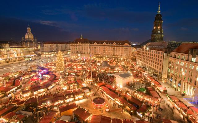 dresden xmas まるで妖精の街!ドイツ9都市のクリスマスマーケットが可愛く神秘的!