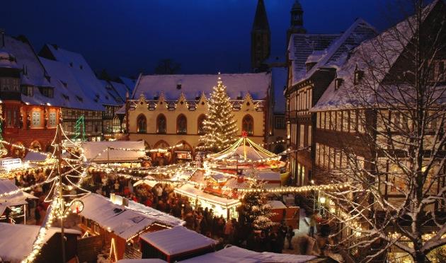 goslar xmas まるで妖精の街!ドイツ9都市のクリスマスマーケットが可愛く神秘的!