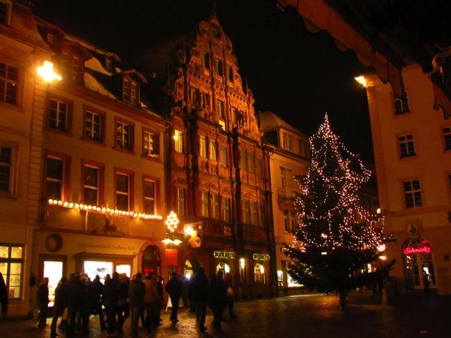 heidelberg Windgeist まるで妖精の街!ドイツ9都市のクリスマスマーケットが可愛く神秘的!
