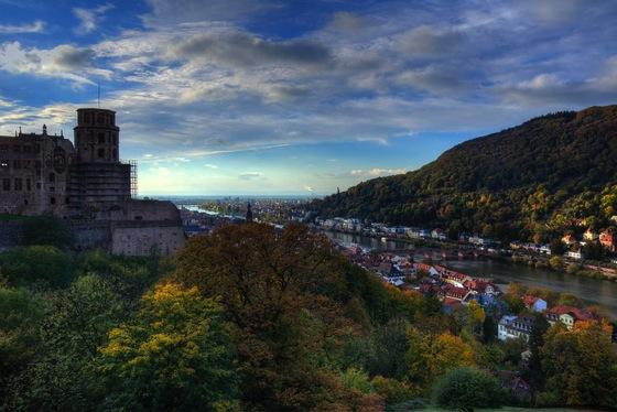 heidelberg brongaeh 初めてのドイツ旅行にオススメ!ドイツを満喫できる5大観光スポット