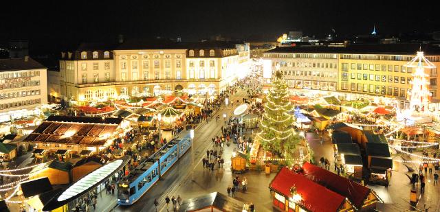 まるで妖精の街!ドイツ9都市のクリスマスマーケットが可愛く神秘的!