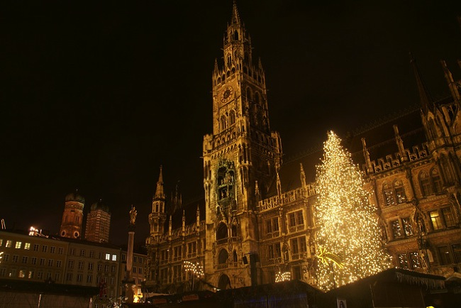 munchen Patrik M. Loeff まるで妖精の街!ドイツ9都市のクリスマスマーケットが可愛く神秘的!