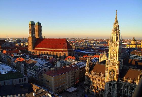 munich RC Designer 初めてのドイツ旅行にオススメ!ドイツを満喫できる5大観光スポット