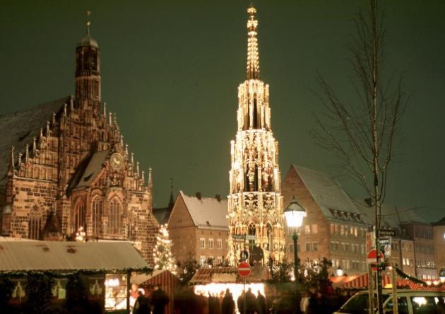 nuremberg xmas まるで妖精の街!ドイツ9都市のクリスマスマーケットが可愛く神秘的!