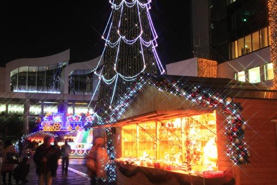 oosakachristmas ドイツ気分を楽しめると話題の8つの人気クリスマスマーケット!