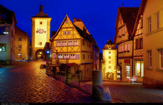 rothenburg Moyan Brenn 初めてのドイツ旅行にオススメ!ドイツを満喫できる5大観光スポット