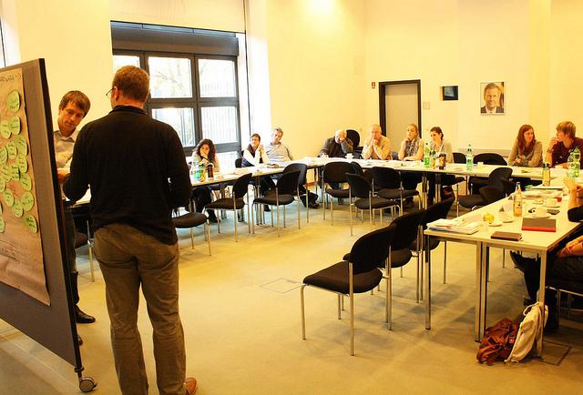 school SuSanA Secretariat 3分で分かるベルリン留学生活の1日!20代後半の留学生活とは。