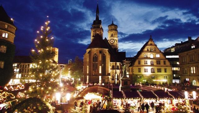 stuttgart xmas まるで妖精の街!ドイツ9都市のクリスマスマーケットが可愛く神秘的!