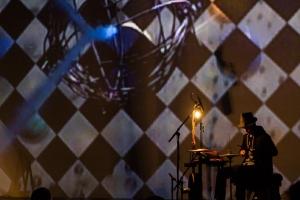 usaginingen 04 usaginingen(ウサギニンゲン)来日!ドイツを拠点に活動する日本人アーティストのライブを訪問!