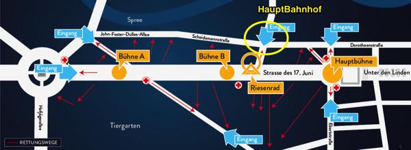 hauptbahnburge ドイツで年末!ベルリンのカウントダウンイベントに参加する方法!