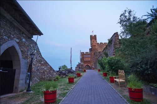 BurgReichenstein1 憧れの中世を体験!ドイツ厳選の泊まれる14の古城ホテル!