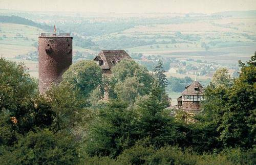 HotelBurgTrendelburg2 憧れの中世を体験!ドイツ厳選の泊まれる14の古城ホテル!