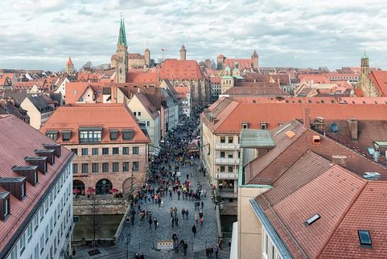 Nuremberg Bastian Sander 546x366 憧れの中世を体験!ドイツ厳選の泊まれる14の古城ホテル!