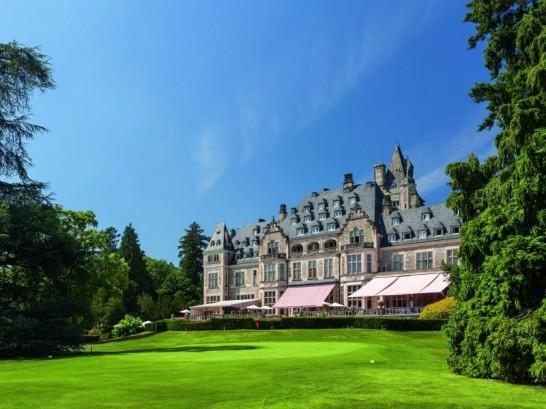 Schlosshotel Kronberg 546x409 憧れの中世を体験!ドイツ厳選の泊まれる14の古城ホテル!