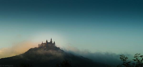 hohenzollern Schwabenmic どう見てもラピュタ…天空に浮かぶホーエンツォレルン城とは?