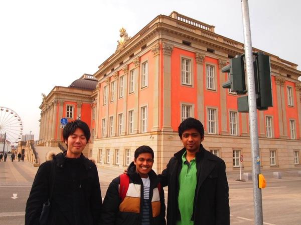 P4051034 インド人とベルリンから1日かけてポツダム旅行してみた結果……