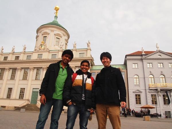 P4051039 インド人とベルリンから1日かけてポツダム旅行してみた結果……