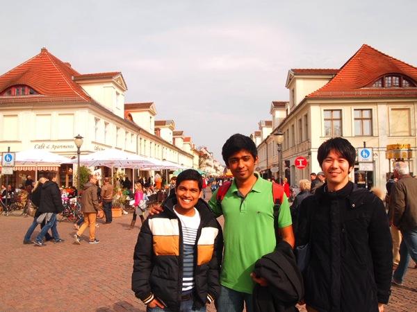 P4051057 インド人とベルリンから1日かけてポツダム旅行してみた結果……