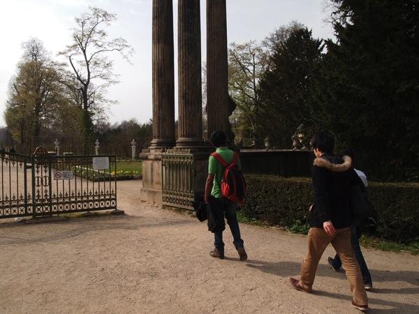 P4051065 インド人とベルリンから1日かけてポツダム旅行してみた結果……