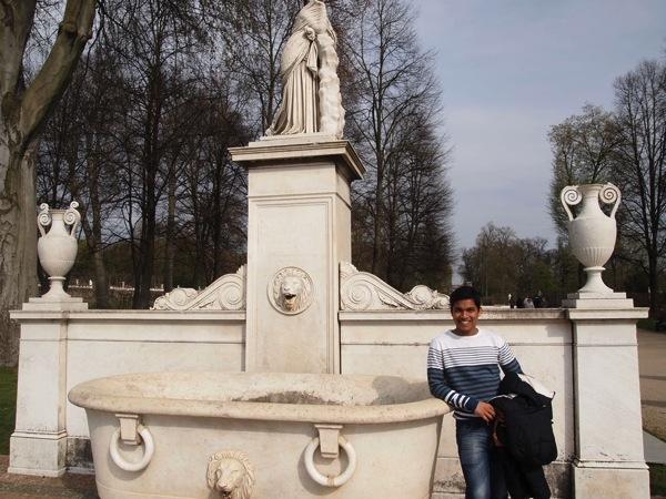 P4051076 インド人とベルリンから1日かけてポツダム旅行してみた結果……
