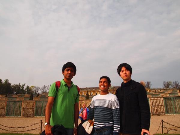 P4051089 インド人とベルリンから1日かけてポツダム旅行してみた結果……