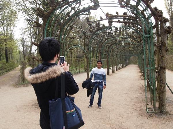 P4051102 インド人とベルリンから1日かけてポツダム旅行してみた結果……