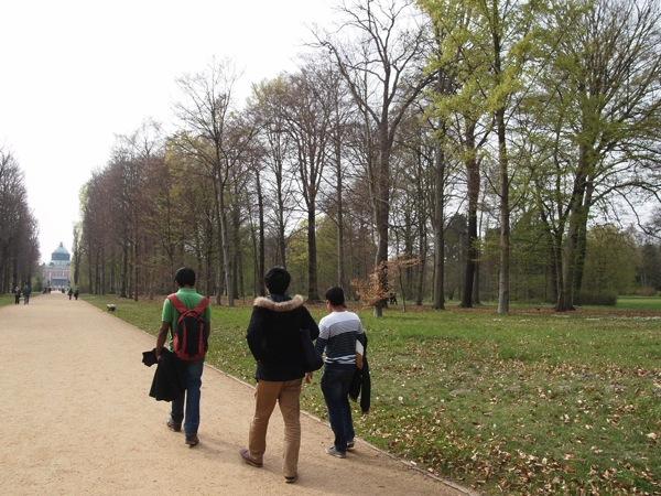 P4051110 インド人とベルリンから1日かけてポツダム旅行してみた結果……