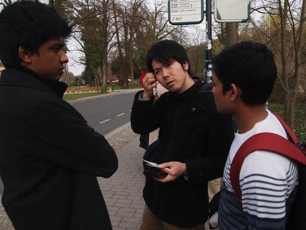 P4051170 インド人とベルリンから1日かけてポツダム旅行してみた結果……
