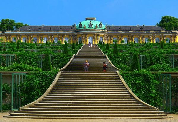 Potsdam sans souci rwk インド人とベルリンから1日かけてポツダム旅行してみた結果……
